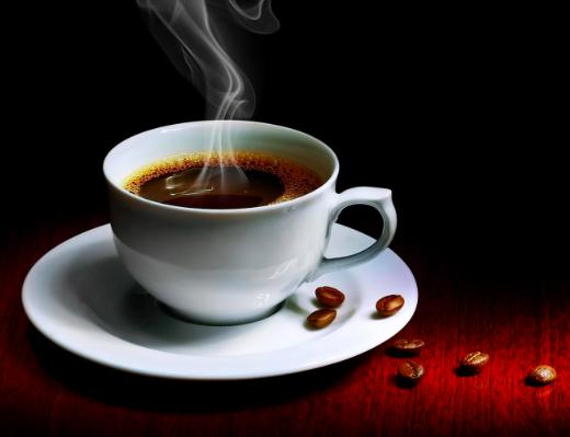 svorio metimas su juoda kava)
